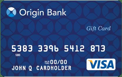Origin Bank Payroll Cards